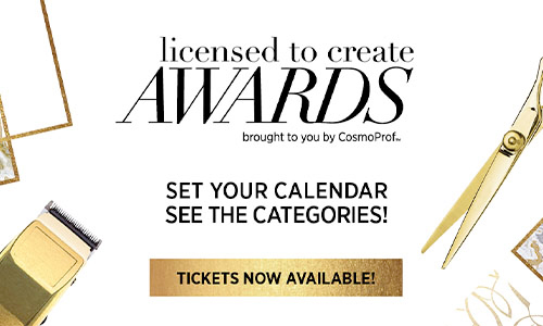 Licensed To Create Awards